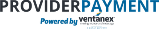 Provider payment logo